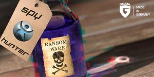 Ransomware GarrantyDecrypt udaje SpyHuntera od EnigmaSoft